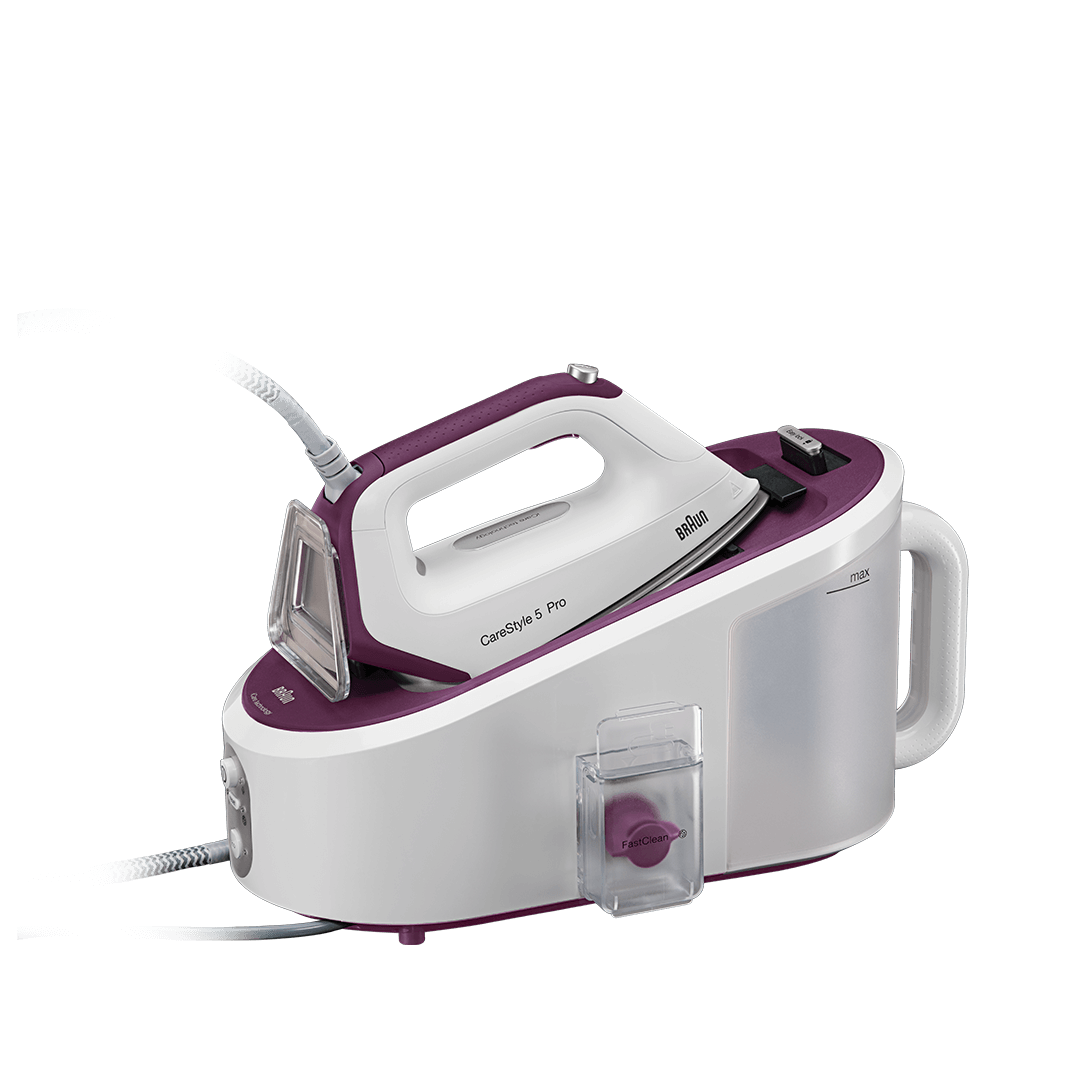 Braun CareStyle 5 Pro steam generator iron