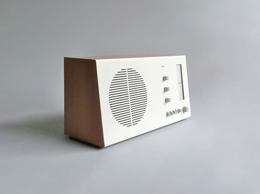 Braun innovative Design – Radio