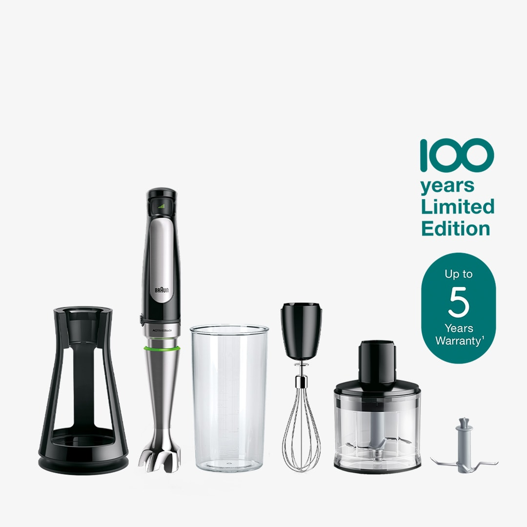 MultiQuick 7 - Braun 100 years Limited Edition